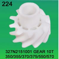Buy cheap 327N2151001 GEAR TEETH-10 FOR FUJI FRONTIER 350,355,370,375,550,570 minilab product