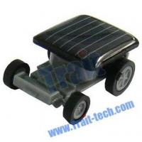 Buy cheap Mini Solar Car, Solar Powered Robot Racing Car Toy Gadget for Kids from wholesalers