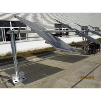 Buy cheap Hot Rolled Coils Solar Panel Mounting Structure Double Axis Tracker System from wholesalers