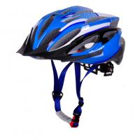 Buy cheap Professional in mold bicycle helmet, mountain bicycle helmet with CE1078 from wholesalers