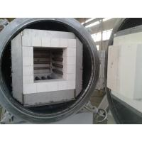 China 32L Lab Vacuum Box Furnace Metal Mantle Body Fully Sealed With Four Sides Heating on sale