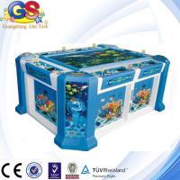 Igs 3d video arcade fishing casino slot game machine for Arcade fish shooting games