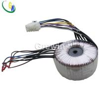 Buy cheap High Flux Density Grain-Oriented Silicon Steel Lighting Transformer Power Factor 0.9 to 0.98 toroidal transformer from wholesalers