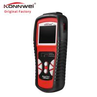 China Lightweight Car Battery Tester With Printer Printing Real - Time Vehicle Data on sale