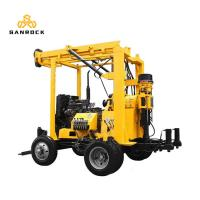 Buy cheap Water Well Portable Core Drilling Machine /  Hydraulic Drilling Machine from wholesalers