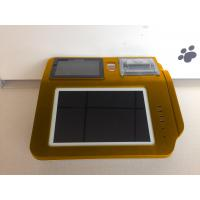 Buy cheap Supermarket Android POS Terminal , Fingerprint Authentication Android Point of Sale from wholesalers