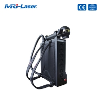 Buy cheap 100W Lightweight Fiber Laser Cleaning Machine For Metal Surface Cleaning product