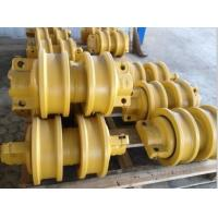 Buy cheap SHANTUI bulldozer SD32 single and double flange track roller MADE IN CHINA from wholesalers