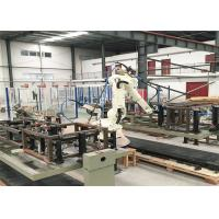 Buy cheap Convenient Gantry Robotic Welding Systems Low Labor Intensity 380V Rated Voltage from wholesalers