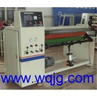 Buy cheap Double-side tape/masking tape  jumbo roll rewinding machine(wq-806) from wholesalers