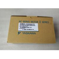 Durable Yaskawa Industrial Servo Motor SGMAH 02AAA61D Single / Three Phase