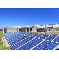 Buy cheap 5000 W Off Grid Solar Power Systems , Pv Solar Panels Easy Installation from wholesalers