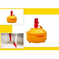 Buy cheap PCCP Water Pipe Stationary Concrete Mixer , Low Noise Vertical Shaft Mortar Mixer from wholesalers