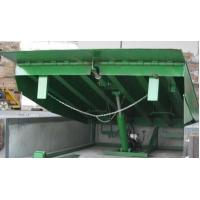 Buy cheap 1250kg Fixed dock leveler Loading Bays with 8 tons Loading Capacity under 0.75kw from wholesalers