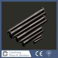 Buy cheap 304 / 316 Stainles Steel Stainless Steel Nails / Annular ring thread Nails for wood project from wholesalers