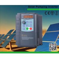 Buy cheap China Top 10 solar pump Inverter, Frequency Inverter for 0.4KW to 500KW from wholesalers