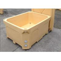 Buy cheap Portable Tote Cooler Dry Ice Boxes 660L Providing Good Cold Insulation Heavy Duty from wholesalers