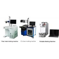 Buy cheap HS Code Easy To Operate UV Laser Marking Machine High Speed CE Standard from wholesalers