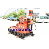 Buy cheap Zimbabwe Bore Hole Drilling For 200mm To 300mm Holes Portable Hydraulic Water Well Drilling Rig from wholesalers