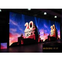 Buy cheap P2.5 hanging LED Video Wall LED billboard display For Home Theatre from wholesalers