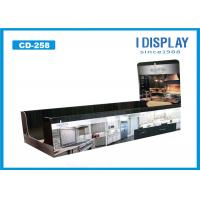 Buy cheap Recycled Embossing Cardboard Counter Display For Photo Calendar Retail from wholesalers