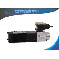Buy cheap Durable Hydraulic Proportional Valve Pilot Operated With Integral / Remote Pressure Transducer from wholesalers