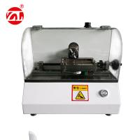 Buy cheap Electric IZOD Impact Specimen Notch Rubber / Plastic Samples-making Machine from wholesalers