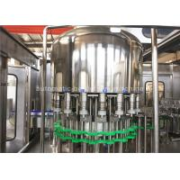 Buy cheap 5.03KW Power Automated Pet Bottling Line For Mineral Water , One Year For Free product
