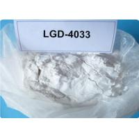 Buy cheap Muscle Building Prohormone Supplements 99% Purity LGD-4033 Powder from wholesalers
