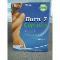 Buy cheap natural diet pills Burn 7 Rapidly Slimming Capsule  Appetite Suppressant from wholesalers