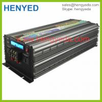 Buy cheap best price for 48v 220v 6000watt modify sine wave inverter 6000w solar inverter from wholesalers