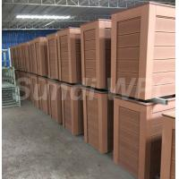 Buy cheap Wood Plastic Composite Flowerbox from wholesalers