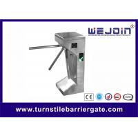 Buy cheap Portable Waist height Turnstile Barrier Gate pedestrian access control from wholesalers