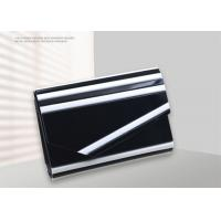 Buy cheap Modern Acrylic Ladies Envelope Clutch Bag Black And White Colors For Party from wholesalers