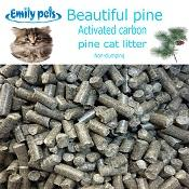 Buy cheap Activated Carbon Pine Cat Litter from wholesalers
