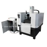 Buy cheap Heavy UG-6060 Mold CNC Milling Engraving Machine with Hybrid Servo Motor/Auto Lubrication from wholesalers