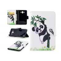 Buy cheap Lovely Panda Smartphone Wallet Case with Card Holder Smooth Or Matting Surface product