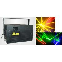 Buy cheap stage laser light 10W RGB full color high power laser light from wholesalers