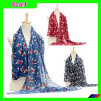 Buy cheap Newest Autumn/winter dog printed long scarf from wholesalers