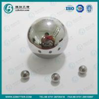 Buy cheap tungsten carbide ball YG6X Carbide Ball for high precision bearings from wholesalers