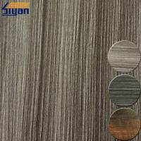 Buy cheap Embossed 0.4mm PVC Furniture Film For Cabinet Cover , ROHS Listed from wholesalers