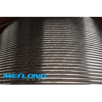 Buy cheap 2205 Duplex Stainless Steel Pipe , 2205 Duplex Tubing Mechanically Polished from wholesalers