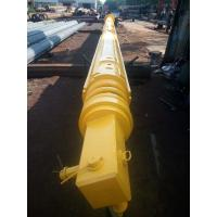 Buy cheap Yellow Foundation Drilling Tools , Construction Friction Or Interlocking Type Kelly Bar Rotary Piling Rig Parts from wholesalers