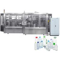 Buy cheap Automatic Mineral Water Filling Machines For PET Bottles 8000bph - 48000bph from wholesalers