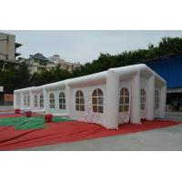 Buy cheap White Oxford Cloth Square Inflatable Party Tent  For Wedding and Birthday party activities from wholesalers