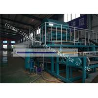Buy cheap High Automation Egg Carton Making Machine For Egg Tray / Fruit Tray / Wine Tray from wholesalers