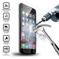 Buy cheap Iphone Phone Screen Protector 9H 2.5D 0.33 Mm Thickness Tempered Glass from wholesalers