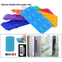 Buy cheap Silicone Sucker Mat, Cell Phone sucket Holder, silicone suction cup for mobilephone product