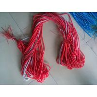 High quality China manufacturer offer semi-finished red long coil tether ready for connect