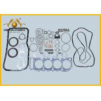 Buy cheap ISUZU NPR 4HK1 Engine Gasket Set 5878179761 Same Content With Genuine Parts from wholesalers
